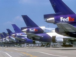 Memphis' largest employer, FedEx, is among some of the area organizations that have signed on to the Tennessee Thrives pledge. - COURTESY OF FEDEX