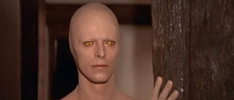 You'll be loving Bowie as the alien in The Man Who Fell To Earth