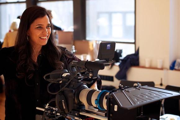 Equal Means Equal director Kamala Lopez