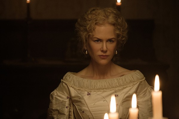 Nicole Kidman in The Beguiled
