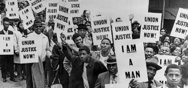 The 1968 Sanitation Workers Strike