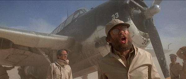 Bob Balaban finds Flight 19.