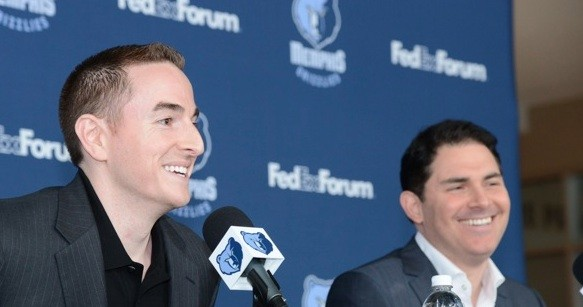 Grizzlies fans are talking about Robert Pera more than they're talking about the Grizzlies.
