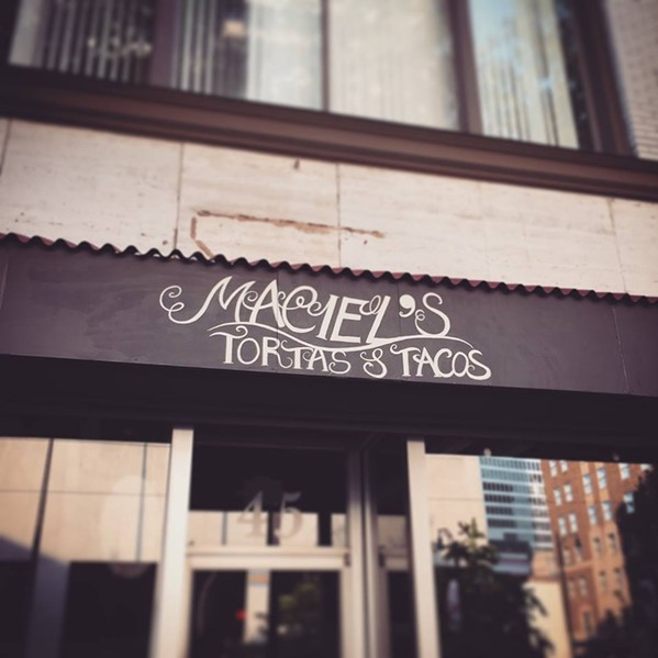 MACIEL'S, FACEBOOK