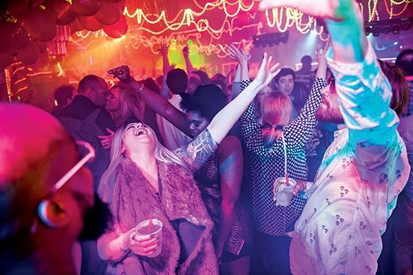 Paula & Raiford's Disco - BRANDON DILL