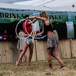 Hoops madness at MemphoFest.