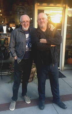 Norbert Putnam and Jon Langford