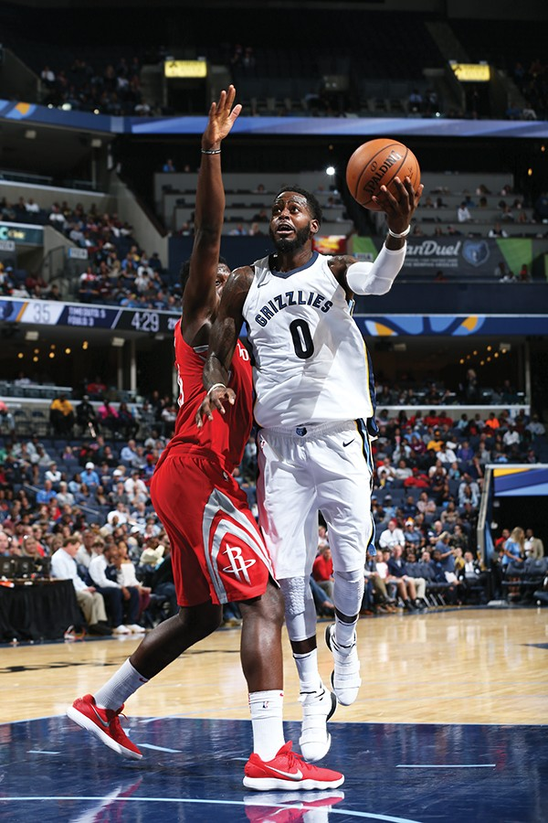 JaMychal Green - JOE MURPHY (NBAE/GETTY IMAGES)