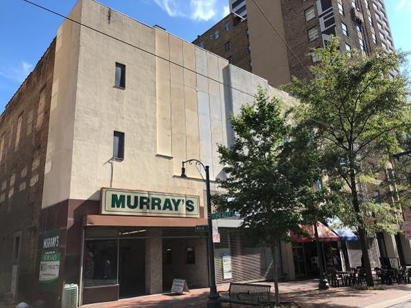 The three-story property at 18 S. Main - DMC