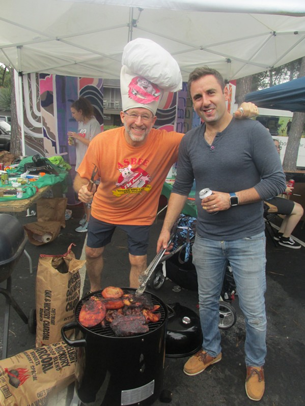 ASBEE World Kosher BBQ Competition and Festival. - MICHAEL DONAHUE