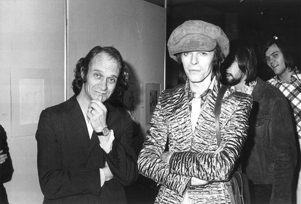 Dolph & David  at MCA