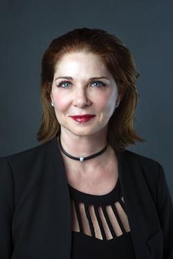 MCA President, Laura Hine