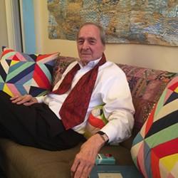 William Eggleston at home - ALEX GREENE
