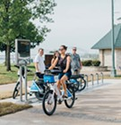 Explore Bike Share Expands to Mud Island