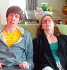 Couch Potatoes - a New Video from Brandon and Virginia Pilgrim Ramey