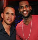 A-Rod and LeBron: Opposite Sides of the Superstar Coin