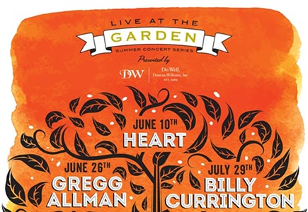 Live at the Garden: Billy Currington