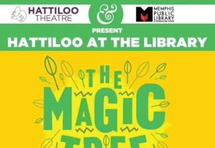 Hattiloo at the Library: The Magic Tree