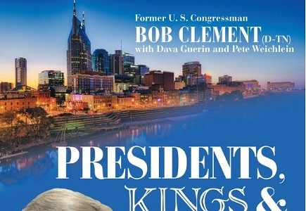 Booksigning by Congressman Bob Clement