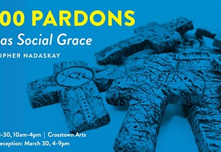 """1,000 Pardons: Art as Social Grace"""