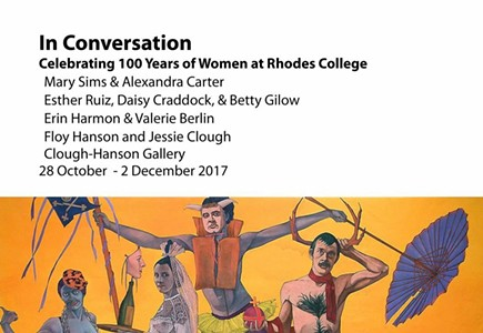 """""""Celebrating 100 Years of Women at Rhodes College"""""""