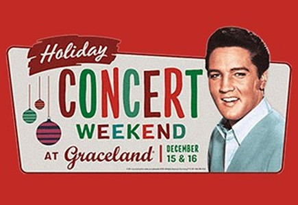 Holiday Concert Weekend at Graceland