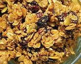 Oat to Joy: Amanda Krog's Nine Oat One Granola