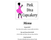Lunch at Pink Diva Cupcakery