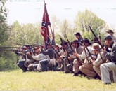 Guns to Blast and the Stars and Bars to Fly Again in Bartlett