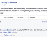Parody Facebook Accounts for City, Mayor Delight and Confuse