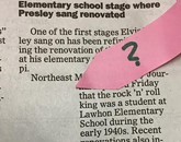 "Dammit Gannett: ""Where's Elvis"" Edition"
