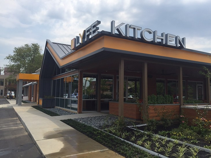 A look at Lyfe Kitchen