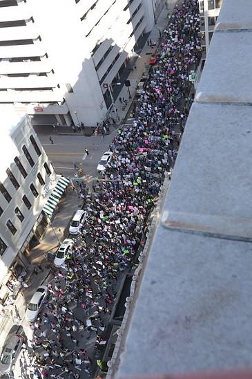 Memphis Women's March