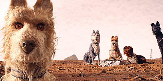 Sit! Stay! Wes Anderson's new stop-motion film Isle of Dogs is a beautifully composed modern fairy tale — with dogs.