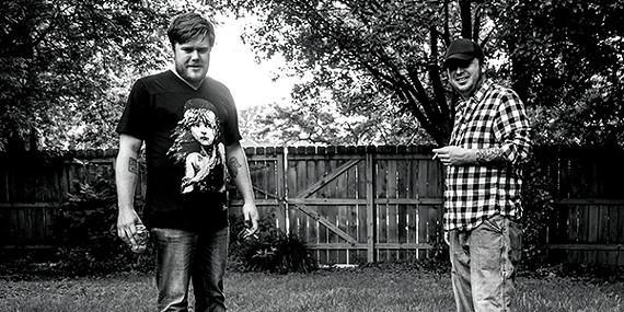 Brennan Whalen (left) and Josh McLane
