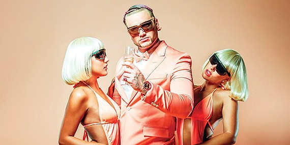 Riff Raff plays Minglewood Hall this Friday