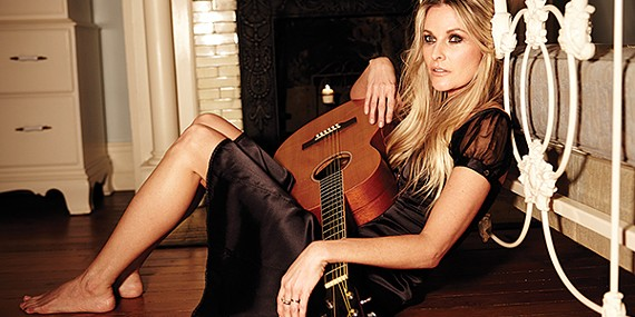 Elizabeth Cook plays the Levitt Shell on Friday, July 1st.