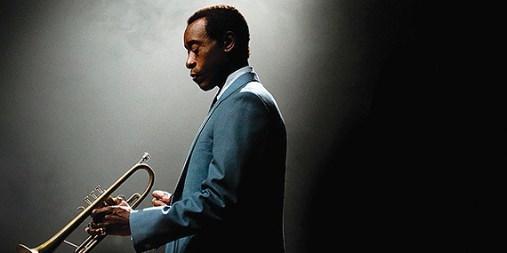 Don Cheadle proves his virtuosity as the director and star of Miles Ahead.