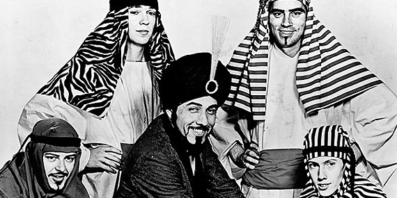 Sam the Sham is among the six nominees entering the Memphis Music Hall of Fame.