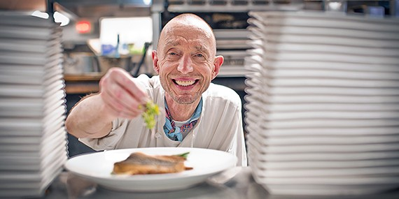 Erling Jensen serves up 20 years of culinary delights in Memphis.