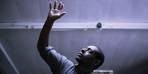 Indie Spirit Award nominee David Harewood stars in the acclaimed, made-in-Memphis film Free In Deed