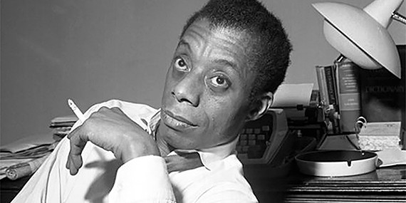 James Baldwin is the subject of Raoul Peck's documentary, I Am Not Your Negro.