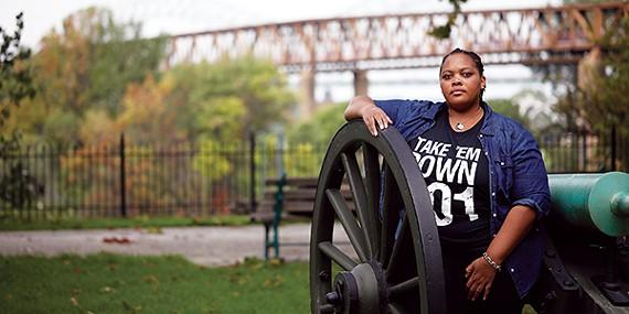 Tami Sawyer, #takeemdown organizer and activist