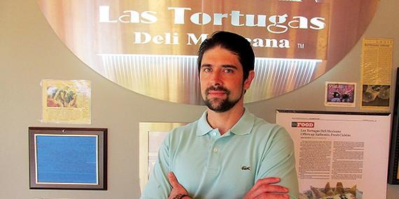 Of motorcycles and mole sauces — Jonathan Magallanes shakes up the menu at Las Tortugas.