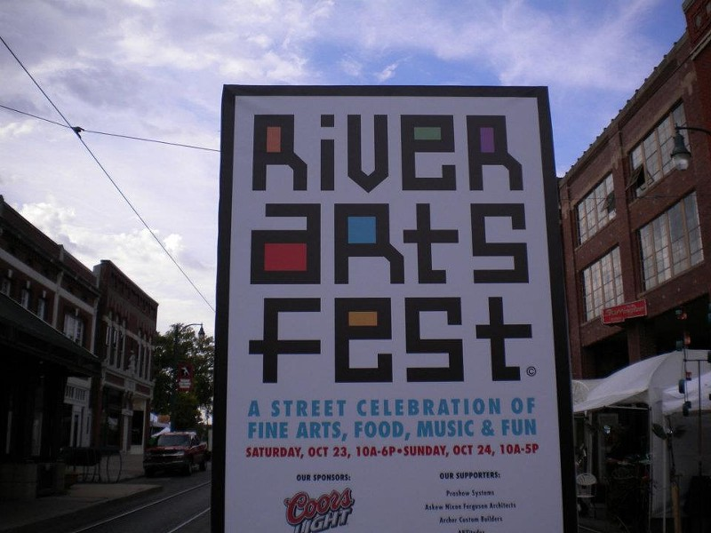 FACEBOOK- RIVERARTSFEST