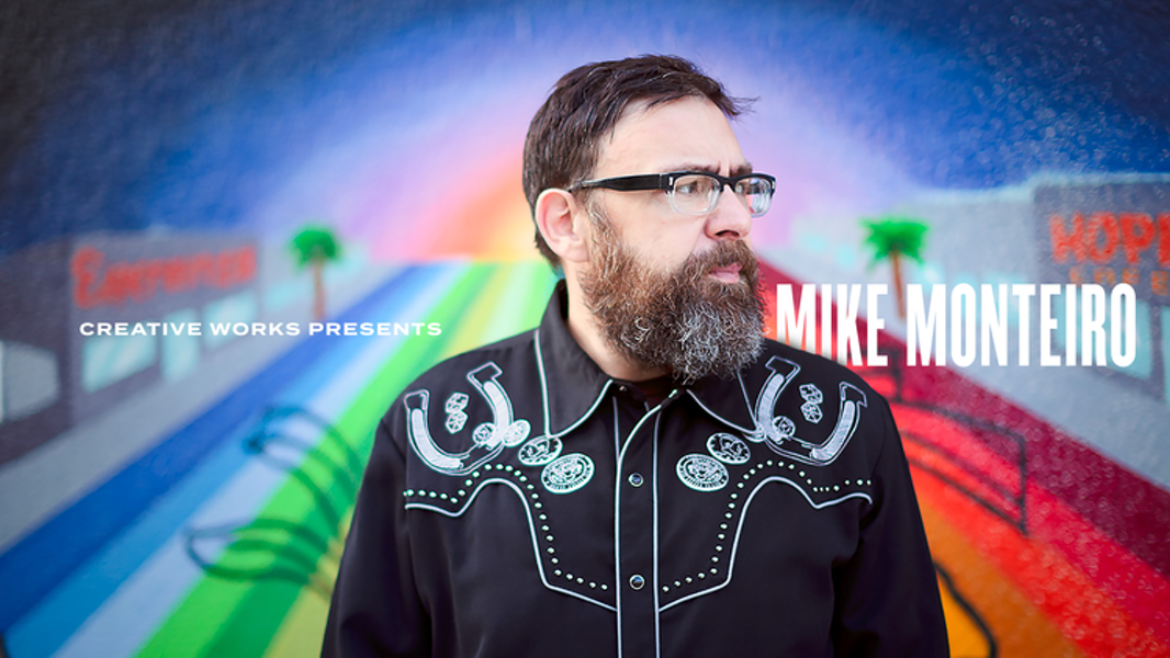 Creative Works Presents: Mike Monteiro