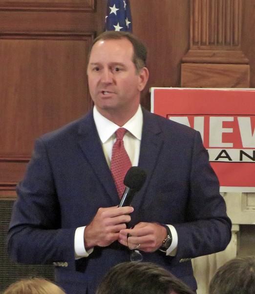 Republican David Lenoir - JB