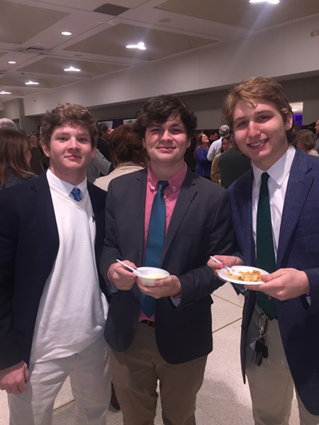 A Taste of CBHS - MICHAEL DONAHUE