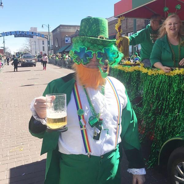 Silky Sullivan St. Patrick's Day Celebration - MICHAEL DONAHUE