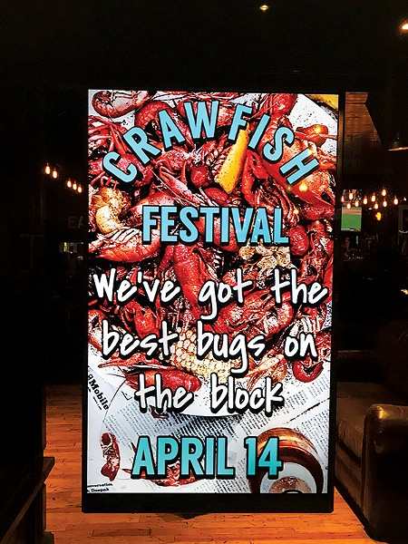 Overton Square Crawfish Festival